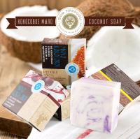 Крымское натуральное мыло на кокосовых сливках