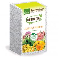 ФИТОСБОР ДЛЯ ЖЕНЩИН