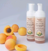 Органическая пенка для умывания для сухой и чувствительной кожи