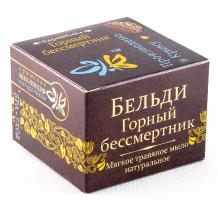 Мягкое травяное мыло Горный бессмертник 180 гр.