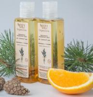 """Гидрофильное масло для нормальной кожи """"Апельсин и сосна"""""""