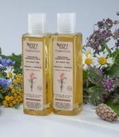 Органическое гидрофильное масло для жирной кожи «Эвкалипт и бергамот» 110 мл